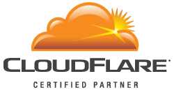 Jub Jub is now a certified partner with CloudFlare content delivery network